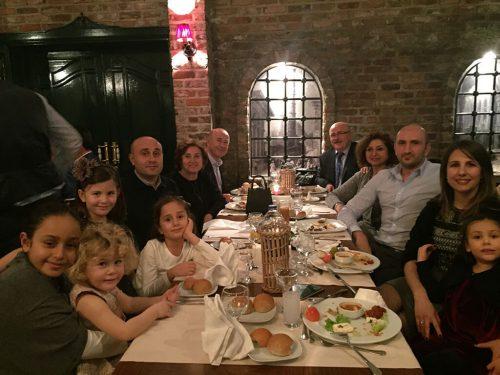 Bizden Haberler - Yemekler 14.01.2017 Yılbaşı Yemeği (2)