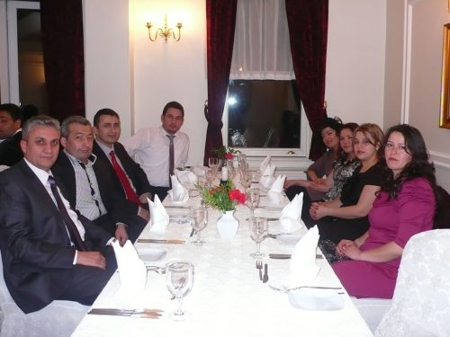 Bizden Haberler - Yemekler 07.01.2012 Yılbaşı Yemeği (2)